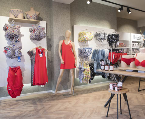 Nieuw private shopping